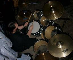 Me and my drums